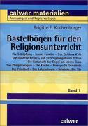Bastelbögen für den Religionsunterricht 01
