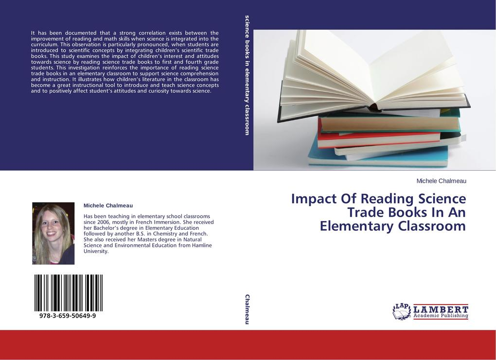 Impact Of Reading Science Trade Books In An Elementary Classroom als Buch (kartoniert)