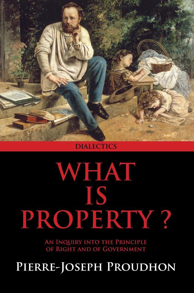 What Is Property? als Taschenbuch