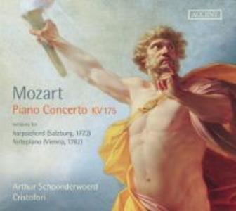 Klavierkonzerte Vol.3-KV 175/+ als CD