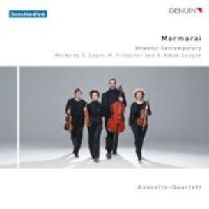 Marmarai-Oriental Contemporary als CD