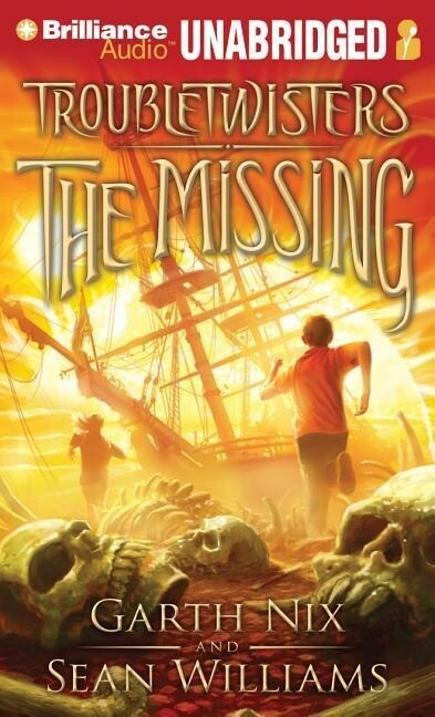The Missing als Hörbuch CD