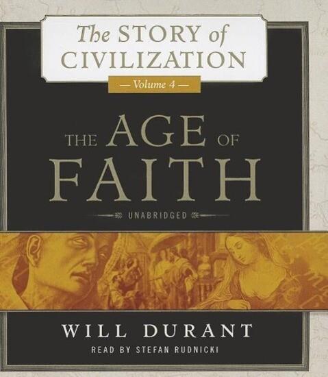 The Age of Faith als Hörbuch CD