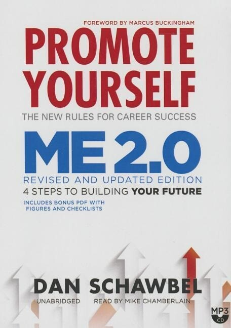 Promote Yourself and Me 2.0 als Hörbuch CD