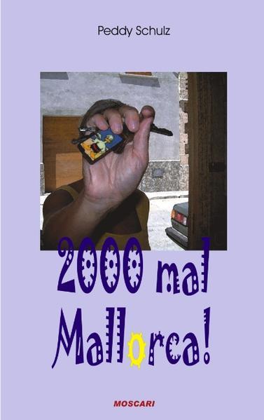 2000 mal Mallorca als Buch (kartoniert)