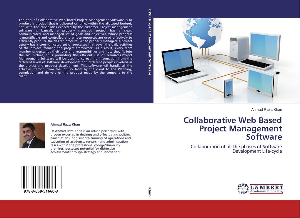 Collaborative Web Based Project Management Software als Buch (kartoniert)