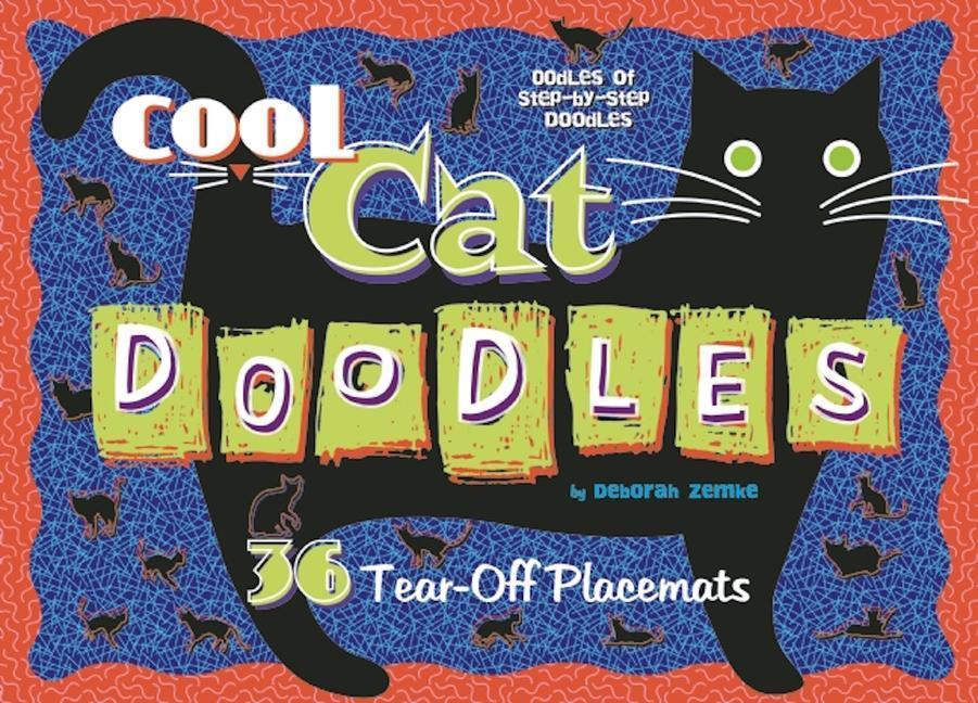 Cool Cat Doodles als Taschenbuch