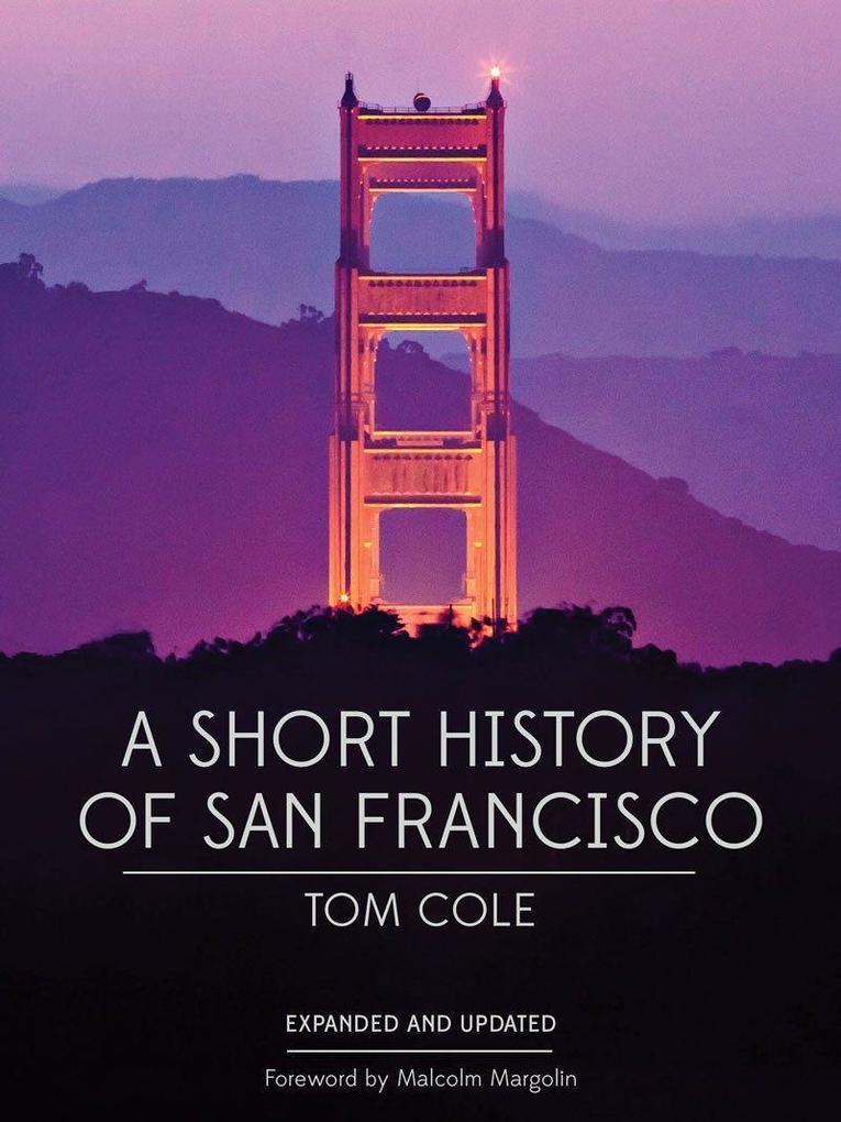 A Short History of San Francisco als Taschenbuch