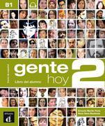 Gente hoy. Libro del alumno + Audio-CD (B1)