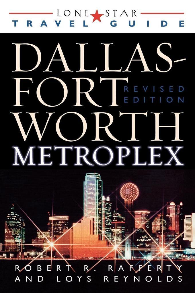 Dallas Fort Worth Metroplex (Revised) als Taschenbuch