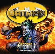 Batman - Dantes Inferno, Audio-CD