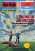 Perry Rhodan 2026: Kodename Ark'Thektran