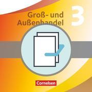 Groß- und Außenhandel 03. Fachkunde und Arbeitsbuch im Paket