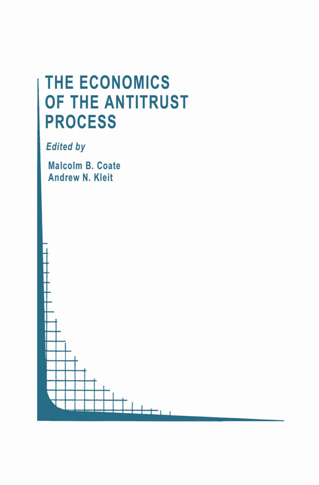 The Economics of the Antitrust Process als Buch (gebunden)