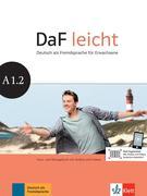 DaF leicht. Kurs- und Übungsbuch + DVD-ROM A1.2