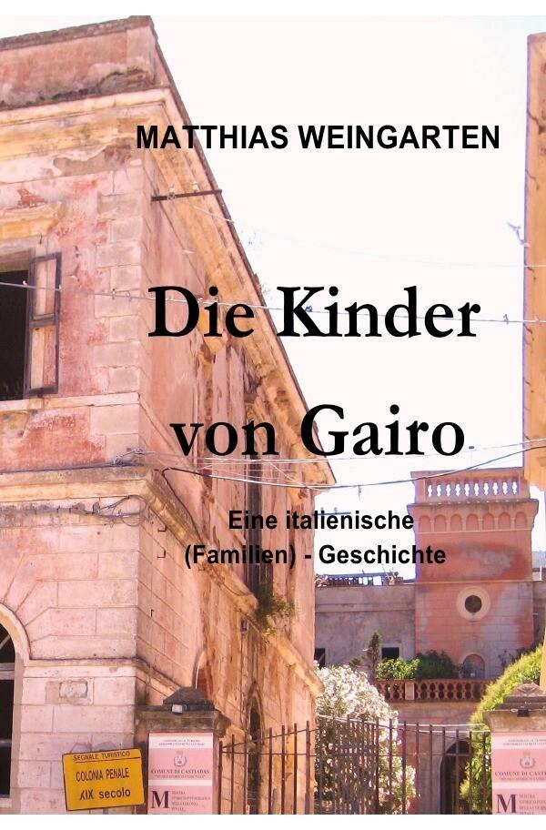Die Kinder von Gairo als Buch (kartoniert)