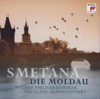 Smetana: Die Moldau / Dvorak: Slawische Tänze Op. 46 & 72 als CD