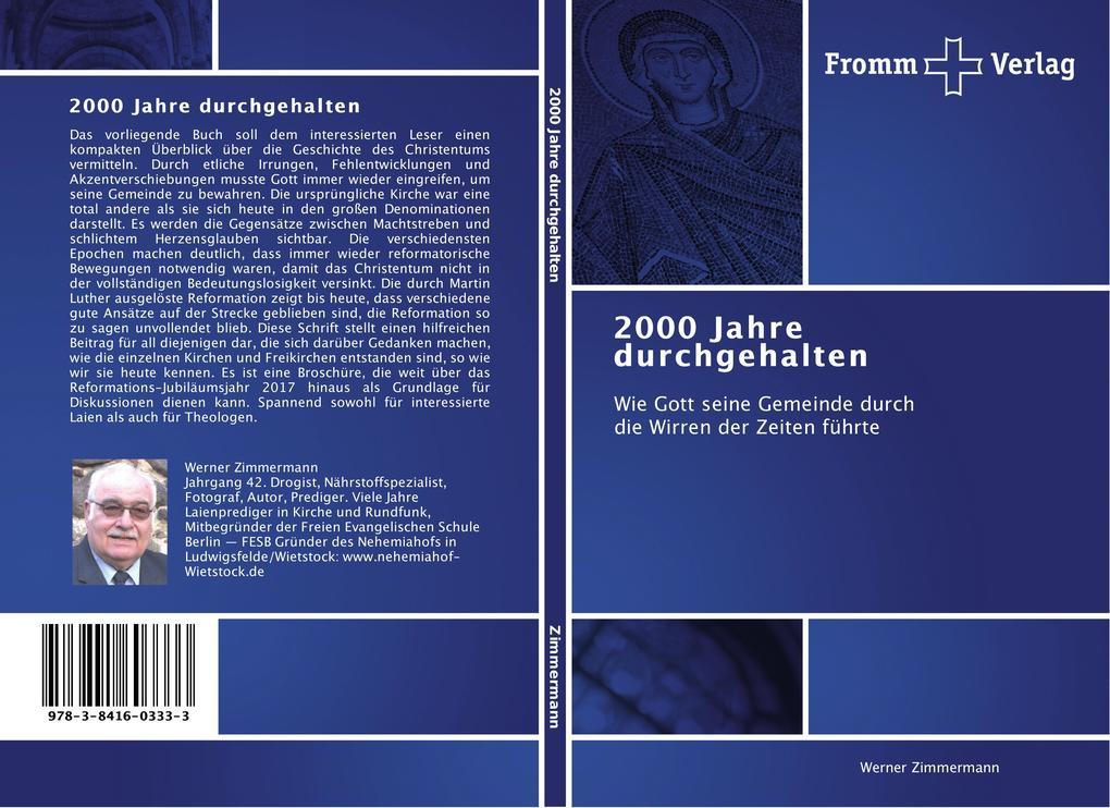 2000 Jahre durchgehalten als Buch (kartoniert)