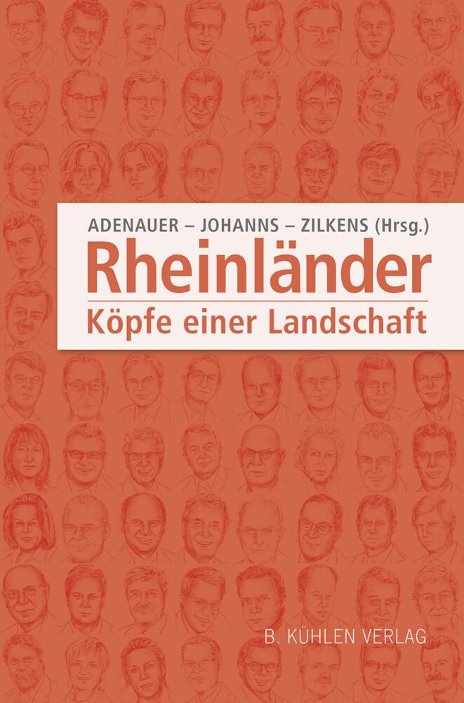 Rheinländer als Buch (gebunden)