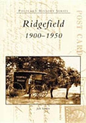 Ridgefield, 1900-1950 als Taschenbuch