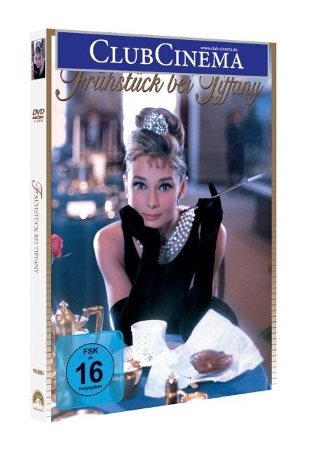 Frühstück bei Tiffany als DVD