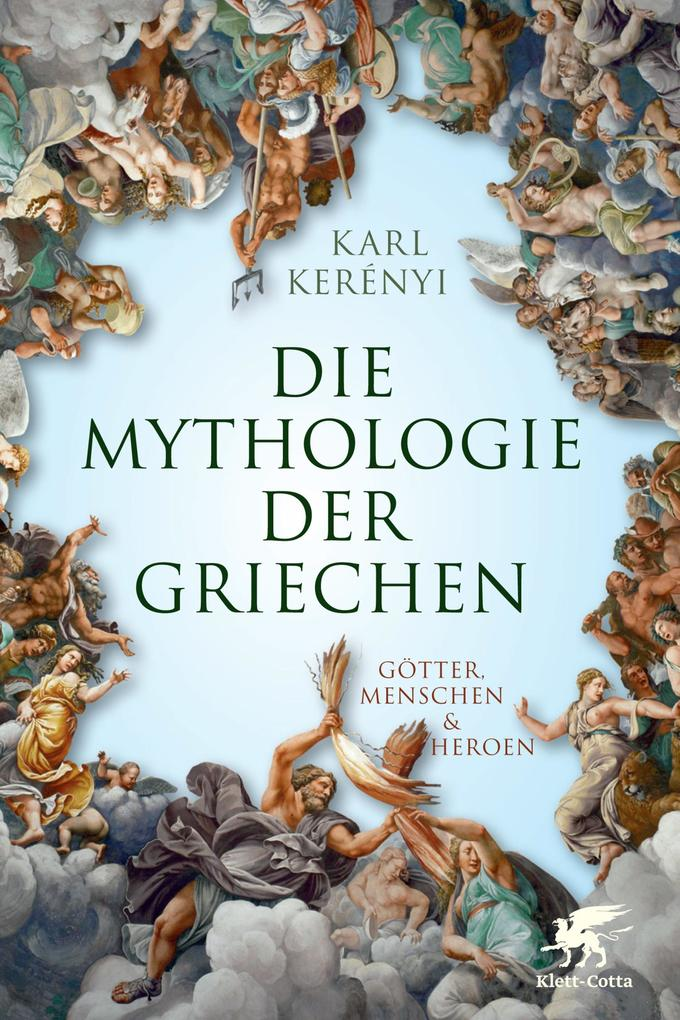 Mythologie der Griechen als eBook epub
