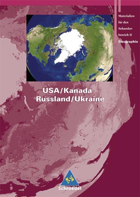 USA/Kanada - Russland/Ukraine als Buch (kartoniert)