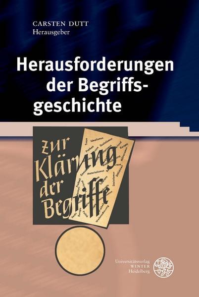 Herausforderungen der Begriffsgeschichte als Buch (kartoniert)