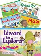 Literary Text Grade 1 Readers Set 2 10-Book Set (Fiction Readers)