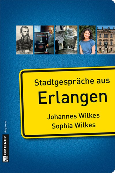 Stadtgespräche aus Erlangen als Mängelexemplar