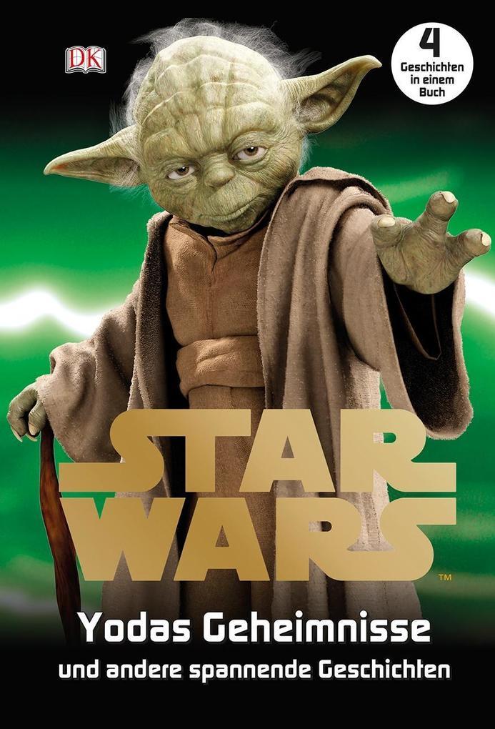 Star Wars(TM) Yodas Geheimnisse als Buch (gebunden)