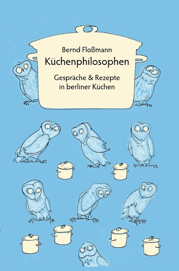 Küchenphilosophen als Buch (kartoniert)