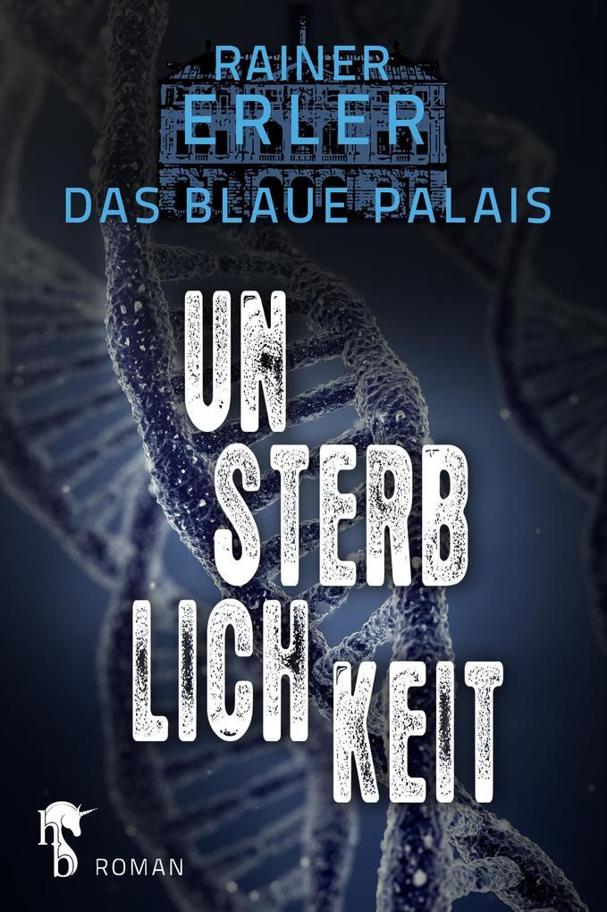 Das Blaue Palais 4 als eBook epub