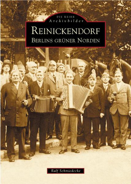 Berlin-Reinickendorf als Buch (kartoniert)