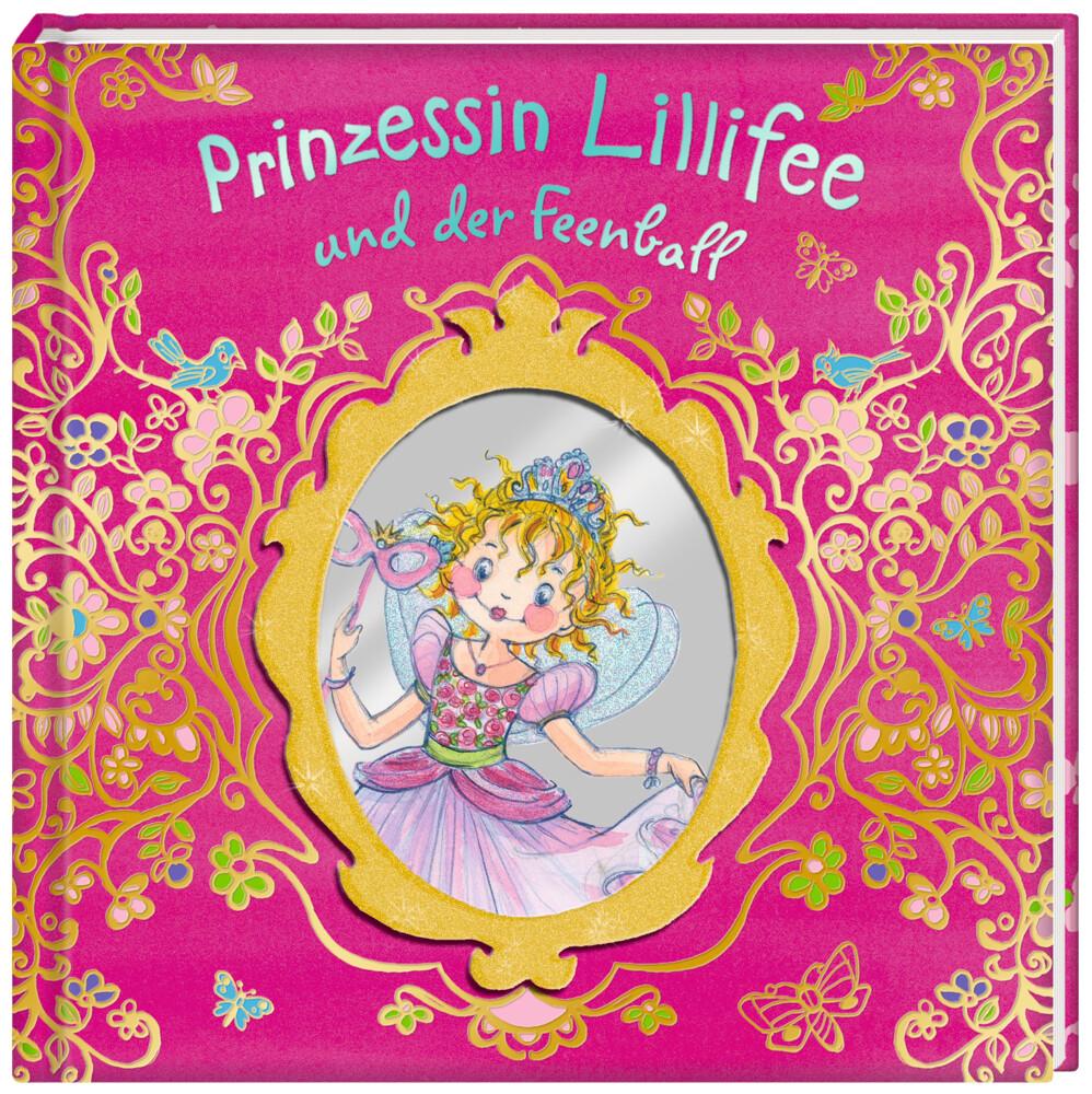 Prinzessin Lillifee und der Feenball. SuperBuch als Buch (gebunden)