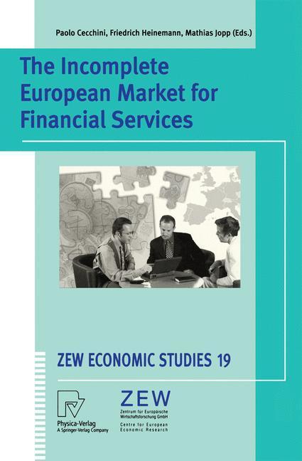 The Incomplete European Market for Financial Services als Buch (kartoniert)