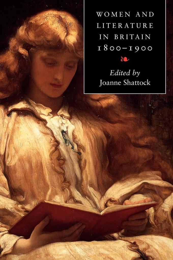 Women and Literature in Britain 1800 1900 als Buch (kartoniert)