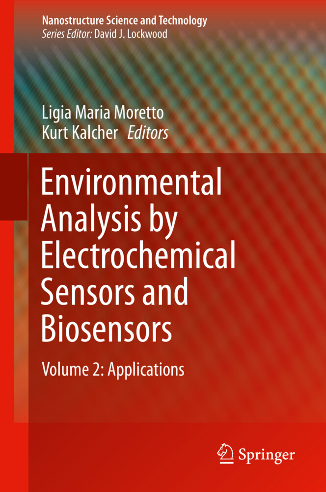 Environmental Analysis by Electrochemical Sensors and Biosensors als Buch (gebunden)