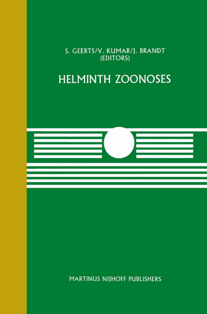 Helminth Zoonoses als Buch (gebunden)