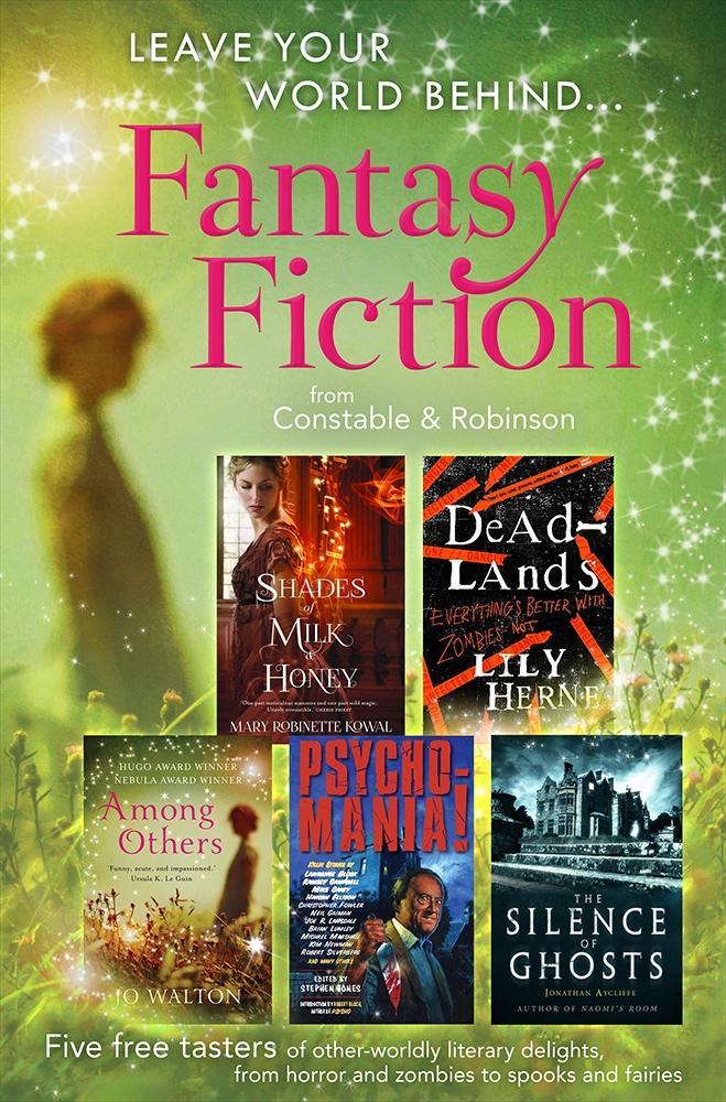 Leave Your World Behind - A Fantasy Fiction Sampler als eBook epub