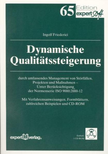 Dynamische Qualitätssteigerung als Buch (kartoniert)