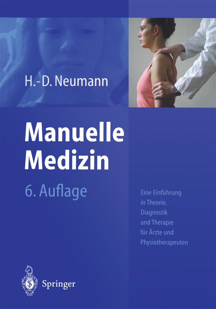 Manuelle Medizin als Buch (kartoniert)