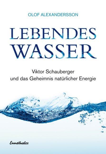 Lebendes Wasser als Buch (kartoniert)