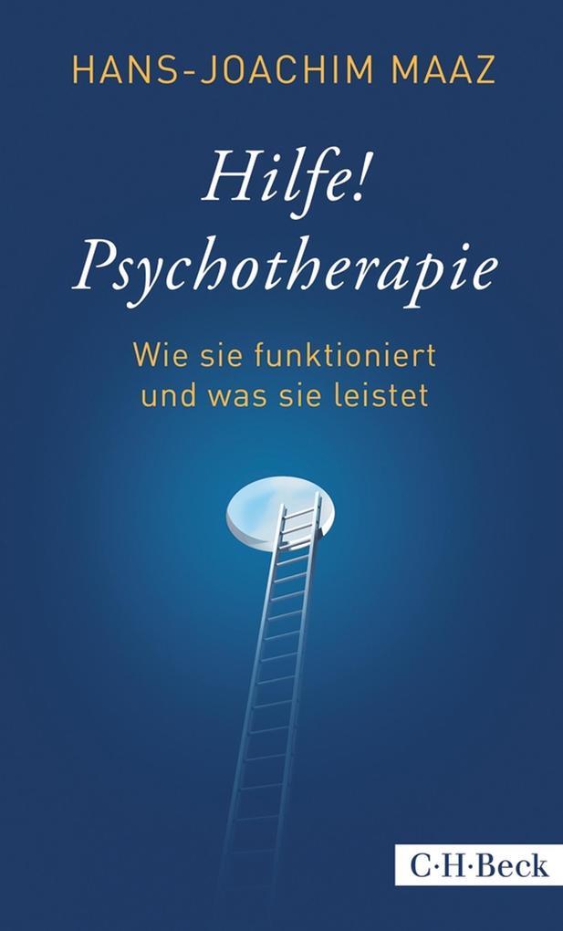 Hilfe! Psychotherapie als eBook epub