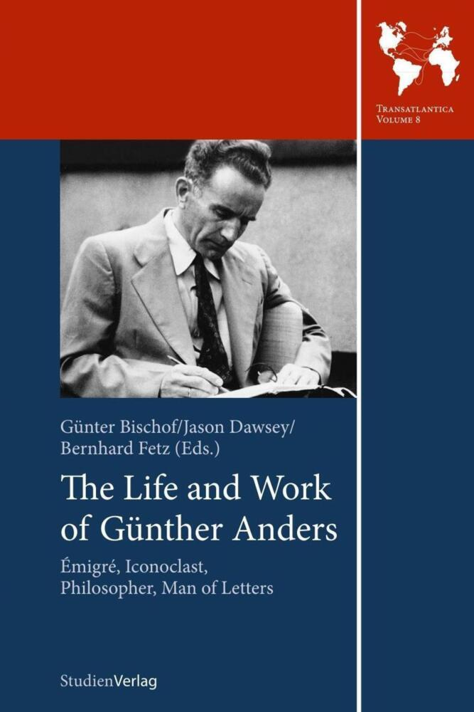 The Life and Work of Günther Anders als Buch (kartoniert)