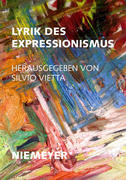 Lyrik des Expressionismus