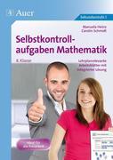 Selbstkontrollaufgaben Mathe, Klasse 8