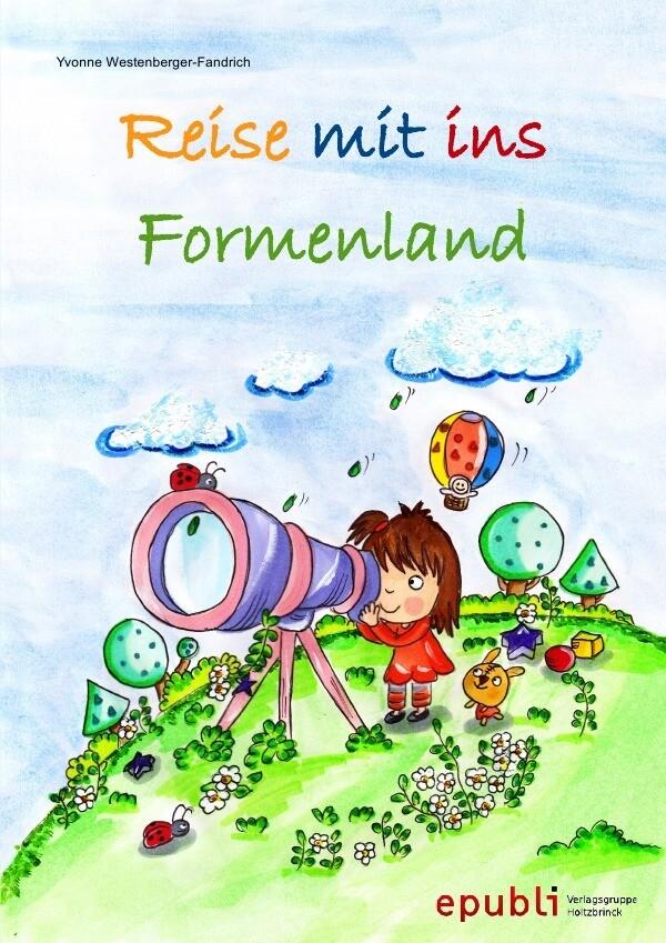 Reise mit ins Formenland als Buch (kartoniert)