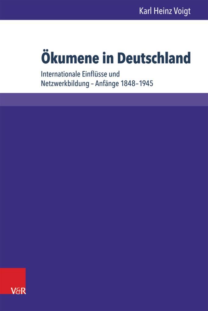 Ökumene in Deutschland als eBook pdf