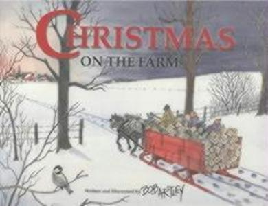 Christmas on the Farm als Buch (gebunden)